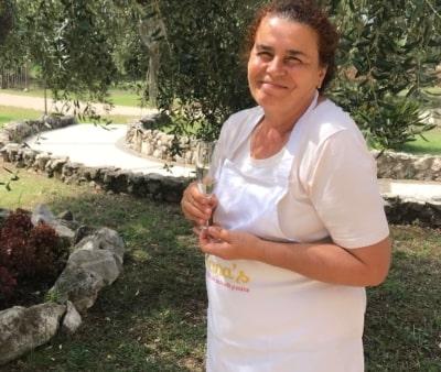handmade pasta with grandma castrocielo