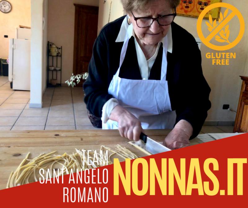 handmade pasta sant'angelo romano
