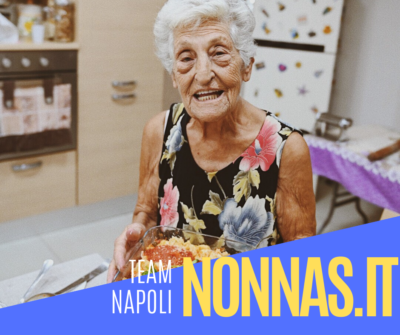 handmade pasta with grandma napoli